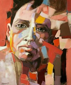 Sorin Dumitrescu Mihaesti,Painting characterized by an out of common feeling for color and an exacerbated sensibility which distinguishes from the other artists.