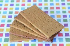 paleo graham crackers recipe