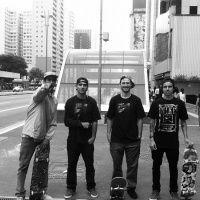 Tour da Nike skateboard com Skatistas que participaram de várias sessões em pontos clássicos da capital paulista, com a presença de Fábio Cristiano, Cézar Gordo, Rodrigo Petersen e Luan Oliveira.