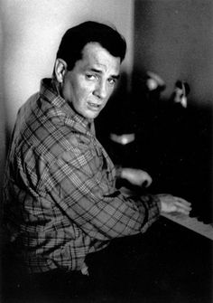 jack kerouac piano