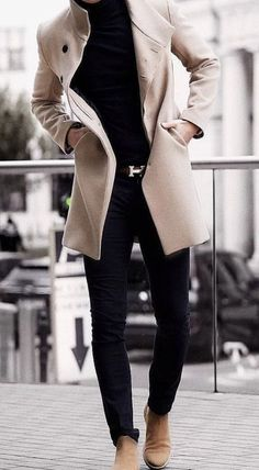 Cool and Trendy Winter Fashion Style Ideas for MenYou can find Stylish men and more on our Cool and Trendy Winter Fashion Style Ideas for Men Mens Fashion Wear, Suit Fashion, Fashion Outfits, Fashion Edgy, Fashion Ideas, Lolita Fashion, Fashion Styles, Topman Fashion, Mens Fashion Blazer