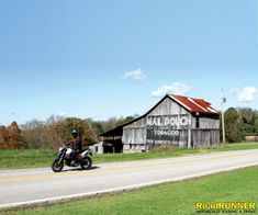 Southeastern Ohio  Motorcycle Tour with story, info, maps, and GPS files