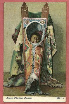 Native American intrest | Native American postcards | Children Around the World