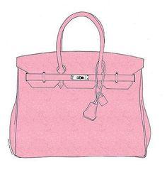Pink Birkin ♥