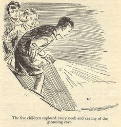 Book Illustrations, Children's Book Illustration, Native Child, Enid Blyton, Book Challenge, Vintage Books, Vintage Children, Children's Books, Childhood Memories