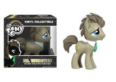 My Little Pony Vinyl Collectible: DR. WHOOVES