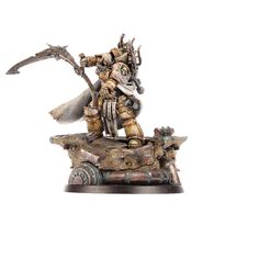 Mortarion the Reaper Primarch of the Death Guard | Forge World Webstore
