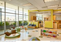 childcare designs | Santa Barbara Architects Childcare Center - AB Design Studio, Inc.