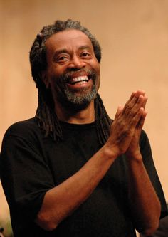 Bobby McFerrin. the epitome of what it means to be a musician. have you heard his harmonies???