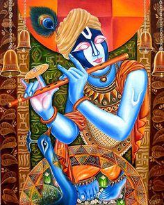Lord Krishna Management Guru