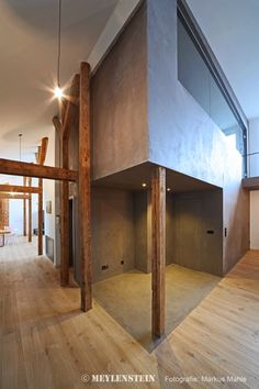 Schön Innenausbau DG Loft / Interior Design Project Residential Loft Umfang /  Scope : Ca. 250 Qm / 2750 SQF Ort / Location : Berlin Kreuzbe.