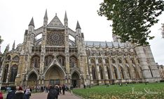Gorgeous flying buttresses and pointed arches, characteristic of English Gothic architecture, adorn Westminster Abbey cathedral | London, England... via Tam Stone...