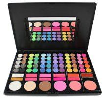 THE #1 Rated High Quality 78 Color Eyeshadow Palette by Eninyon to Get That Perfect Look ★ Comes With FREE eBook ★ 12 Lip Gloss Shades ★ 3 Contour and Highlighting Shades ★ 3 Blushing Shades ★ 78 Piece Makeup Palette ★ Eye Shadow Palette ★ Portable Black Case with Built in Mirror and 2 Eye Shadow Brushes! ★ Dry and Wet Dual-use ★ Suitable for All Skin Types ★ 4.7 STAR REVIEWS ★ 100% Brand New ★ Perfect for Professional or Personal Use ★ New Packaging ★ Ideal Gift ★ 100% Waterproof ★ Money…