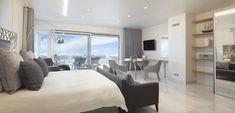APARTMENTS Space for the family in our self-catering option by the sea or if you choose, in town. Cape Town, Bed And Breakfast, Apartments, Catering, Ocean, Space, Luxury, Room, House