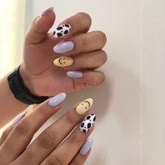 Cow Nails, Neutral Nails, Love Hair, Cool, Nail Ideas, Nail Designs, Nail Art, Awesome, Beauty