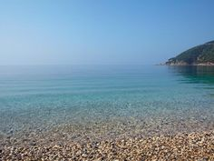 The clearest water on Adriatic Sea - Ionian Sea heaven...
