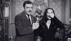 The Addams Family Cast, Addams Family Characters, Adams Family, Gomez And Morticia, Charles Addams, Carolyn Jones, Childhood Tv Shows, The Munsters, Steve Aoki