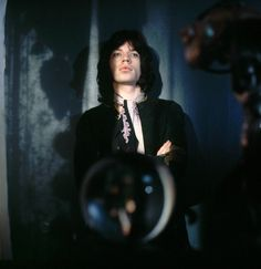 Mick Jagger . Photography by Cecil Beaton, courtesy of Sotheby's
