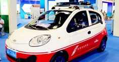 #World #News  Baidu and China's BAIC Motor developing Level 3 autonomous cars  #StopRussianAggression