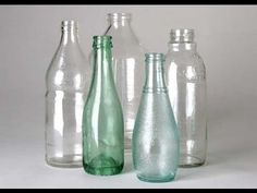 [Cinema 4D Tutorial] How to model a Glass Bottle - YouTube