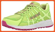 Montrail Women's Bajada II Trail Running Shoe, Fission/Deep Blush, 11 M US