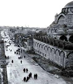 Edirnekapı Mihrimah Sultan Camii
