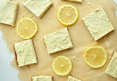 Sweet and Zesty Raw Lemon Bars Filled With Antioxidants, Fiber, and Healthy Fats (Recipe)