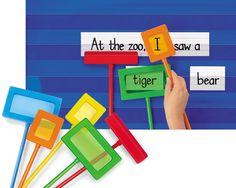 Word Wands #Lakeshore Dream Classroom