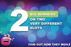 Two very different winners stories this week from Vera & John, check out more here.....
