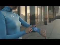 Armour39 by Under Armour brings exciting, hi-tech developments to sports gear. Forget about small fitness trackers, this invention actually embeds clothing with a digital performance monitor, as well as a touchscreen to display the results.