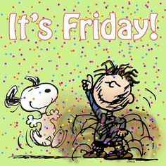 SNOOPY~Friday dance