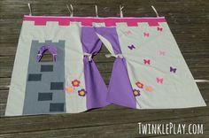 Princess Castle Bed Tent