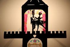 """""""Contos de Andersen em Sombras na CAIXA"""" é um espetáculo que une a poesia do Teatro de Sombras com a magia dos contos de Hans Christian Andersen - Canal Aberto Assessoria de Imprensa -"""