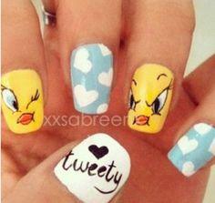Tweety Bird!