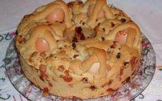 Ricette pasquali: casatiello Napoletano! #pasqua #ricette #casatiello
