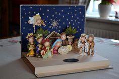 Magnolia Nativity Collection 2012