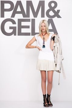 Pam & Gela Resort 2015 Collection on Style.com: Runway Review