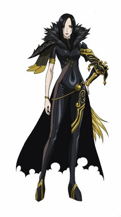 """Latest """"Blade & Soul"""" Anime Preview and Character Art"""