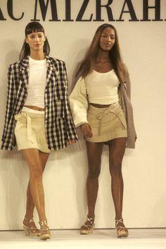 Catwalk Queen: Naomi Campbell's Runway Evolution
