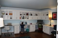 family home office - Google Search