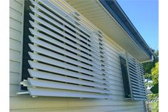 About Aluminium Louvre Awnings from Online Blinds