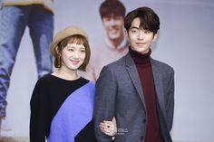 Lee Sung Kyung y Nam Joo Hyuk hablan sobre la competencia con el drama de Jun Ji Hyun y Lee Min Ho via @soompi