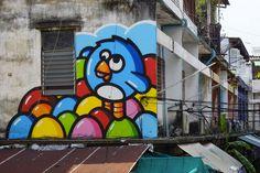 Birdykids at Bangkok