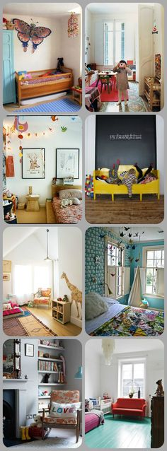 blissfulb - bliss blog - wee wednesday: spaces for bubs