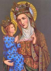 "christ-be-our-light: ""St Anne, Mother of the Virgin Mary "" Catholic Art, Catholic Saints, Patron Saints, Roman Catholic, Catholic News, Blessed Mother Mary, Blessed Virgin Mary, Holy Mary, Religious Icons"