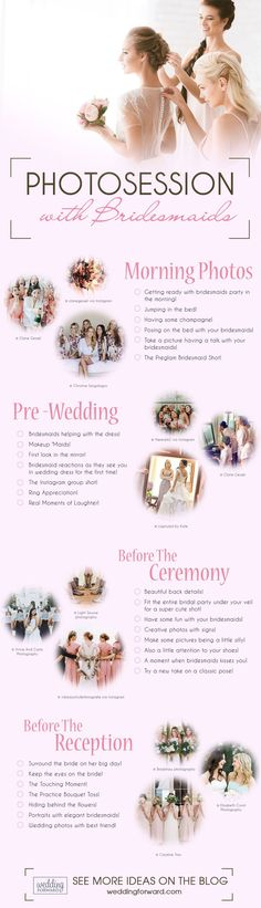 Wedding Photo Infographics To Make Your Wedding Photos Amazing ❤ See more: http://www.weddingforward.com/wedding-photo-infographics/ #weddings #weddingplanninginfographic