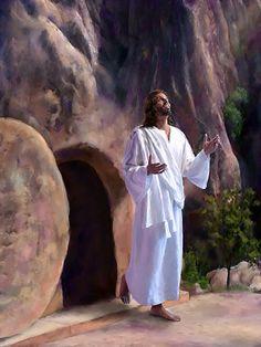 Our Savior lives!