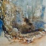 Uzzagar Blue von Christa Krösl Blue, Painting, Art, Atelier, Art Gallery, Fiction, Art Background, Painting Art, Kunst