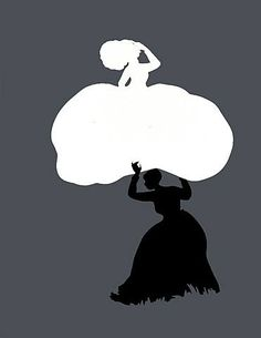 Kara Walker, I like this because of the Contrasting colours and how they work well together because they are so different, the grey background makes the black and white stand out well