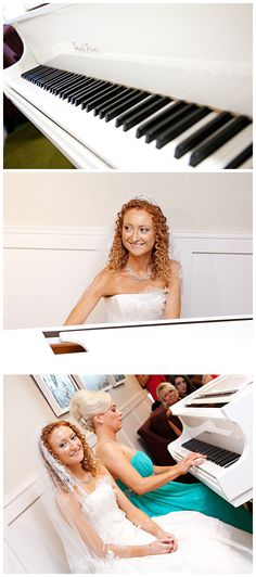 Lorraine and Ursula Piano Duet Wedding Derry Donegal Coleraine